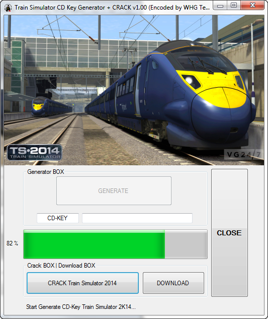 train simulator 2014 game crack