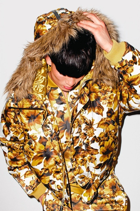 adidas Originals by Jeremy Scott Fall 2013 Lookbook