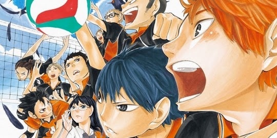 Haikyu Saison 2, Actu Japanime, Japanime, Production IG, Haruichi Furudate,