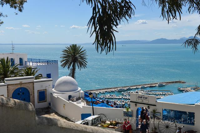 突尼西亞, tunisia, 西迪布賽義德, Sidi Bou Said