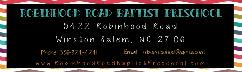 Robinhood Road Baptist Preschool