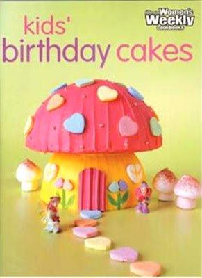 Toadstool Cake Women S Weekly