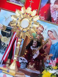 Lunes de Cuasimodo - Procesión del Santísimo hacia Alata - Tiabaya