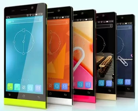Spesifikasi dan harga K-Touch Nibiru Mars One H1