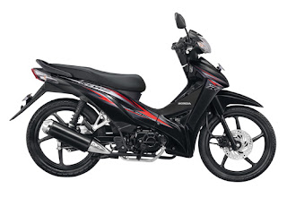 Honda Absolute Revo CW Rapid Black