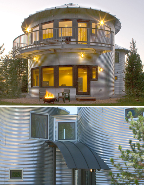Homes Built From Recycled Materials : Sustainable construction the journey to near future