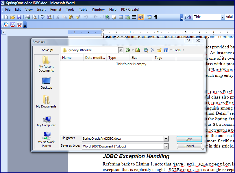 Inspired by actual events peeking at office 2007 document - How to open docx files without office ...