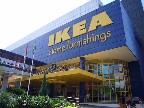 cua hang IKEA