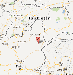 Pakistan_Afghanistan_earthquake_epicenter_map_recent_natural_disasters