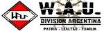 W.A.U. DIVISION ARGENTINA
