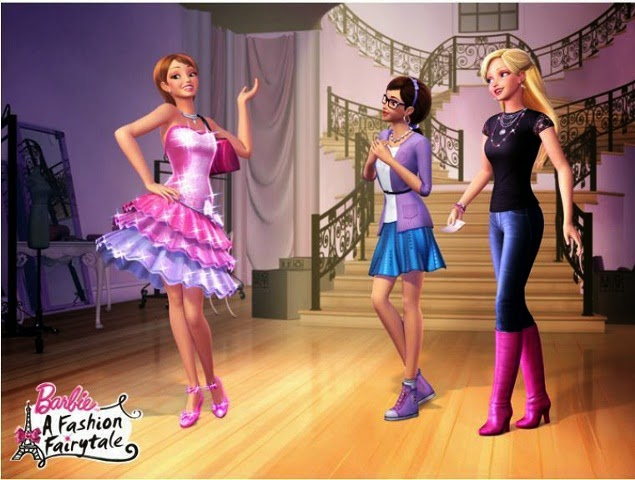 Barbie A Fashion Fairytale 2010 Wallpapers Free Download Free Barbie Movie Wallpapers Download