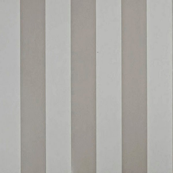 Dise o de interiores y decoracion decoracion con papeles for Papel pintado de rayas verticales