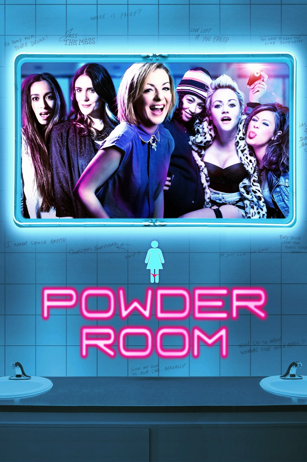 Powder Room (2013) [Latino]