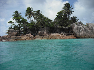 Cousin, Cousine and Aride Islands in Seychelles