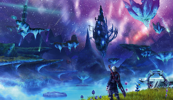 #4 Xenoblade Chronicles Wallpaper
