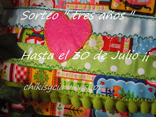 SORTEO EN CHIKIS  CIA