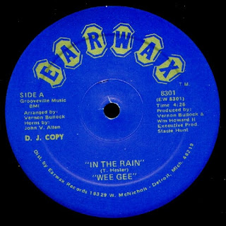 WEE GEE - IN THE RAIN (SINGLE 7\