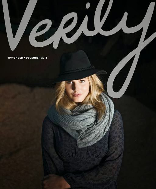 Verily Cover November / December 2013