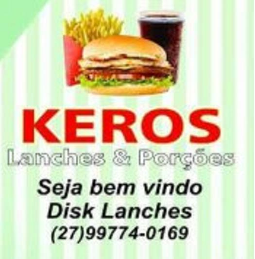 Keros Lanches em Cidade Pomar Serra - Es.