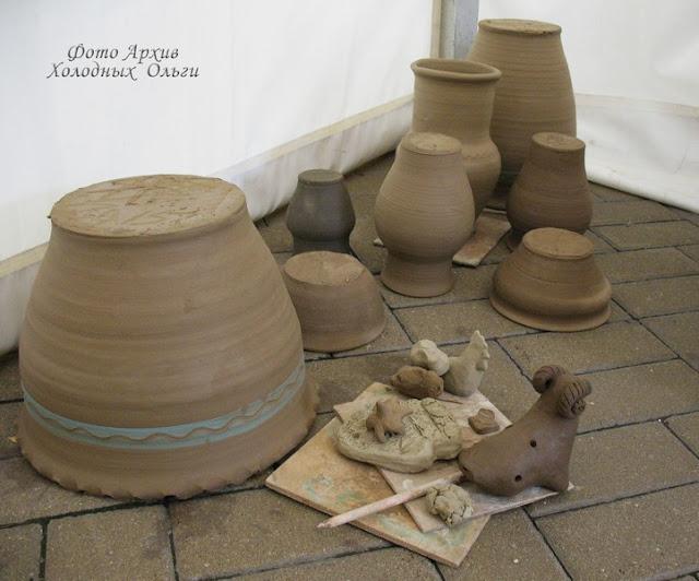 Сырая керамика