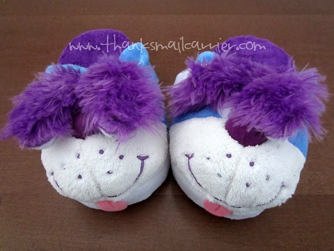 Stompeez slippers review