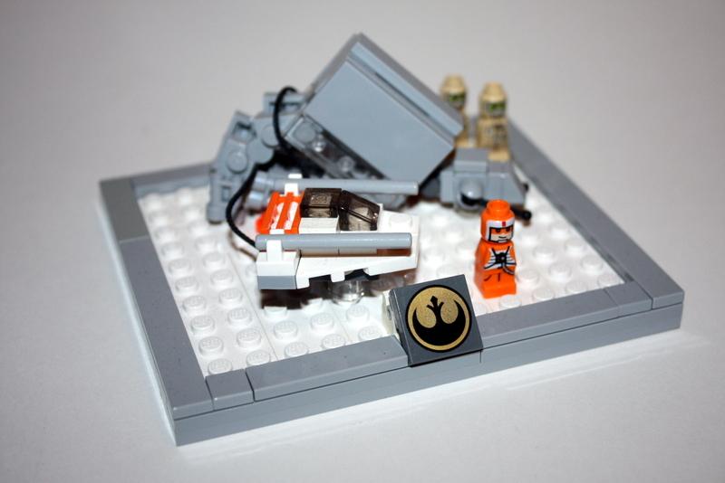 Fm lego website star wars micro moc the battle of