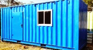 Container Kantor