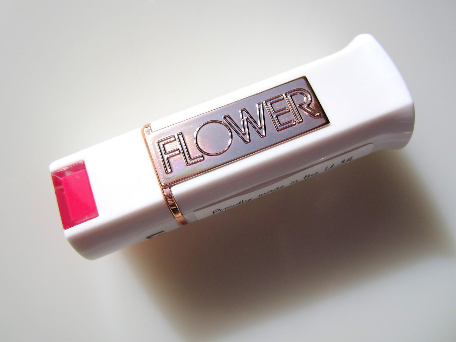 Eating Lipstick Flower Beauty Kiss Stick Velvet Lip Color