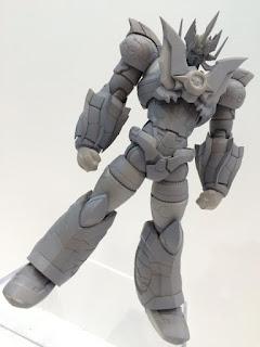 Sentinel Toys RIOBOT Mazinkaiser Wonder Festival 2015 Summer prototype toy image 01
