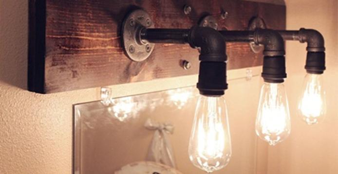 Lampadario taverna fai da te lampadario fai da te diy chandelier
