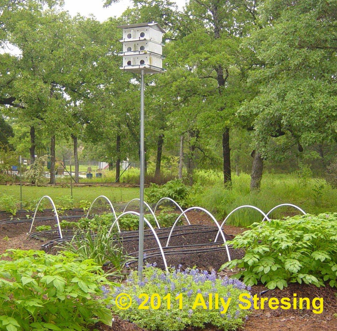 Garden Ally Homemade Hoop Clips