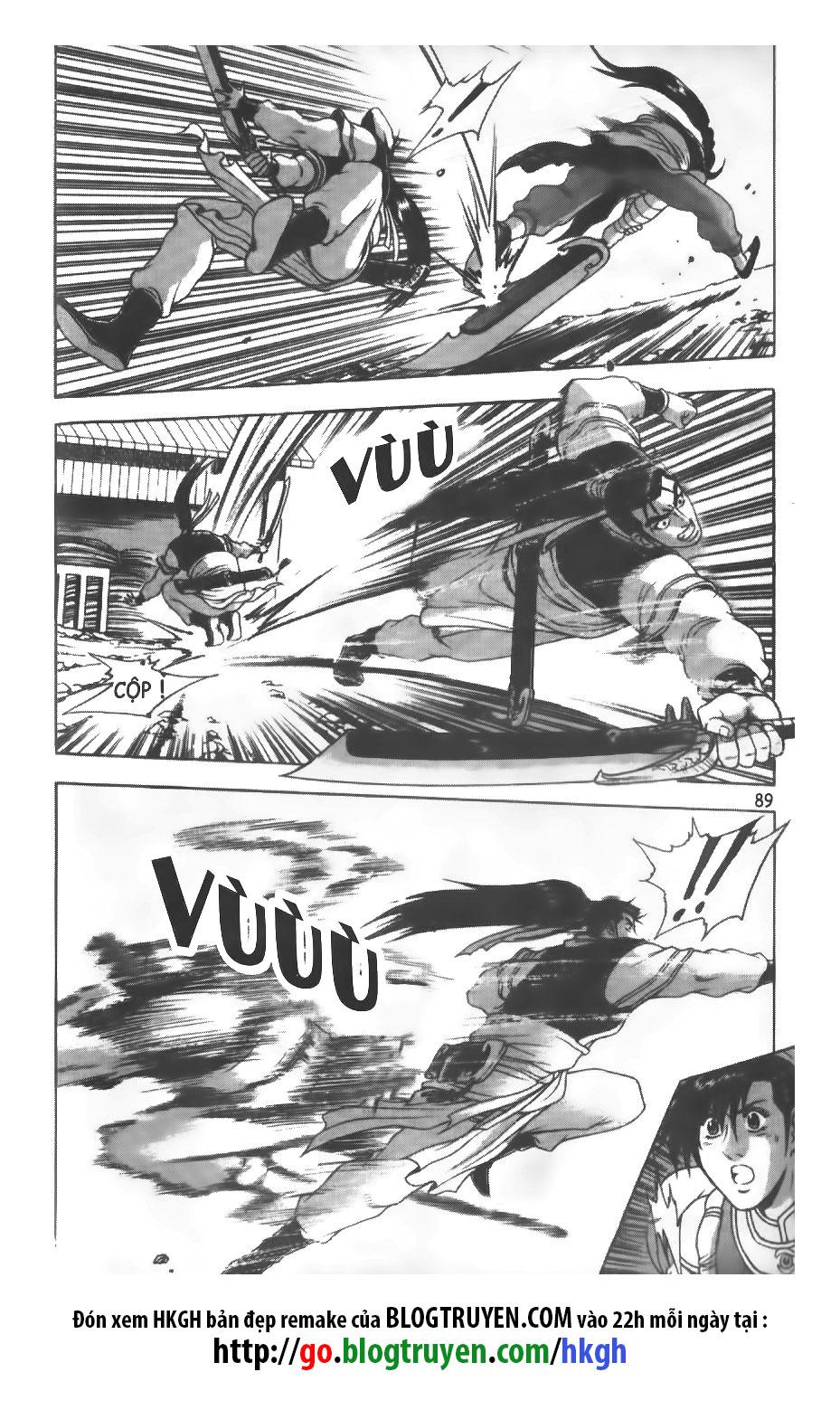 Hiệp Khách Giang Hồ chap 232 Trang 9 - Mangak.info