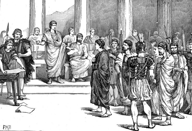 pdf roman senate assembly republic