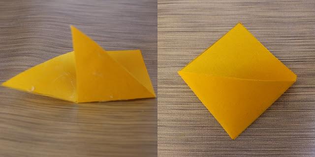 4ème étape marque page Pikachu DIY back to school