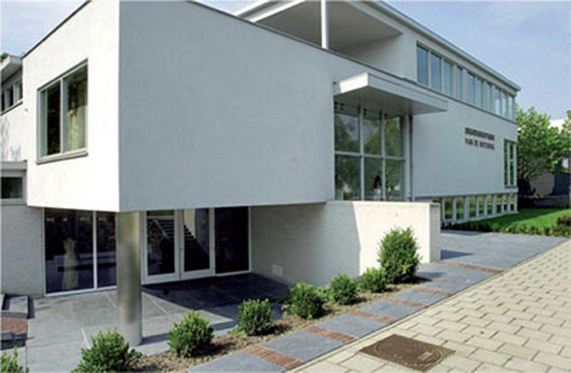 Architectuur in uden 9 omgeving volkelseweg for Moderne stijl gevel