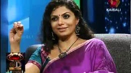 Asha Sarath in JB Junction
