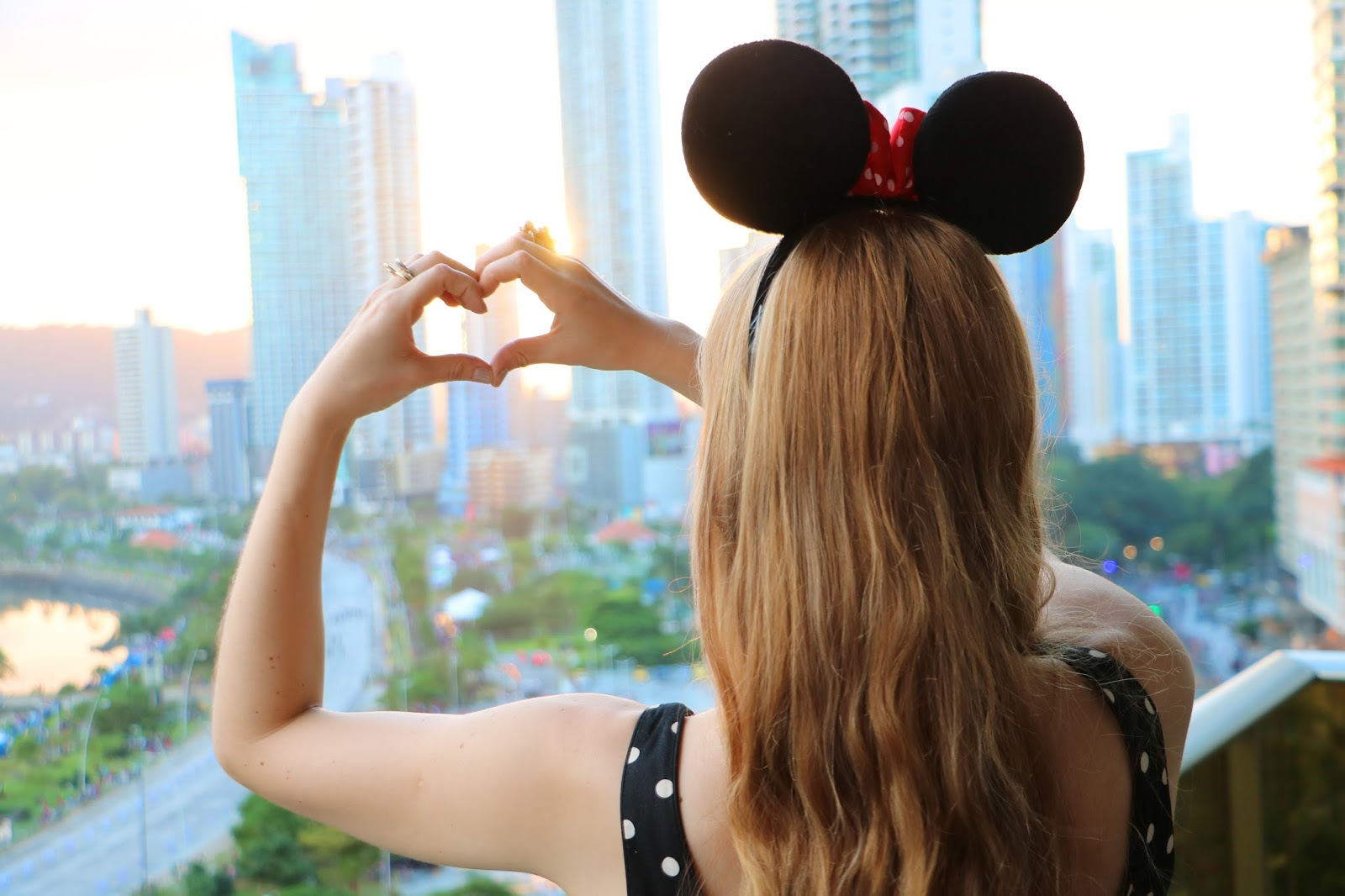 Cute Minnie Mouse ears!