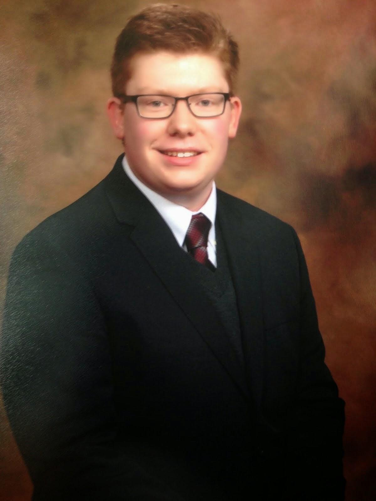 Elder Tyler Clifford