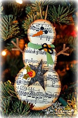 Manualidades niños en navidad en Recicla Inventa