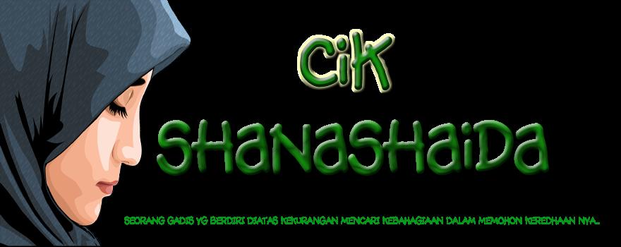CIK SHANASHAIDA
