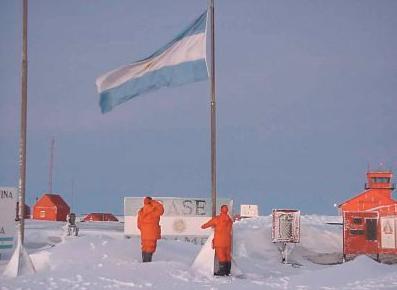 Antàrtida  Argentina