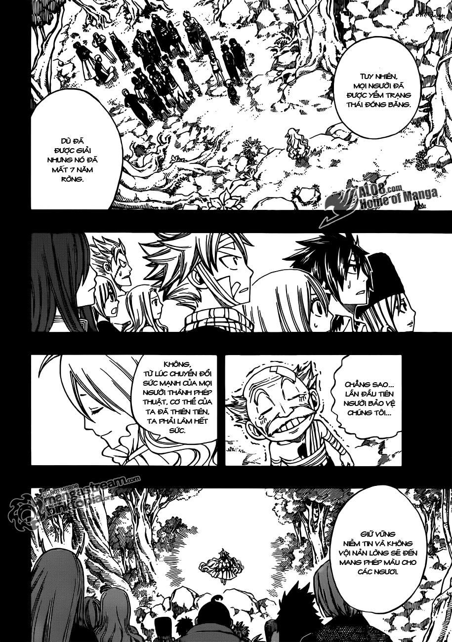Fairy Tail chap 255 page 17 - IZTruyenTranh.com
