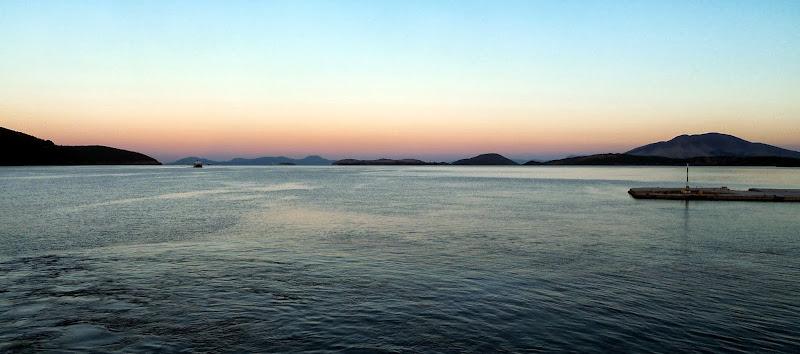Fähre Igoumenitsa - Korfu (Griechenland)