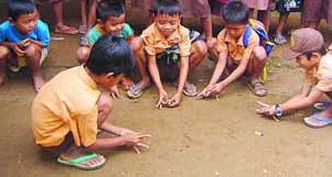 Dolanan Anak: Permainan Tradisional Anak-Anak
