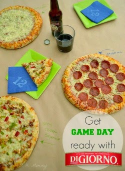 Great ways to display pizza for the Big Game