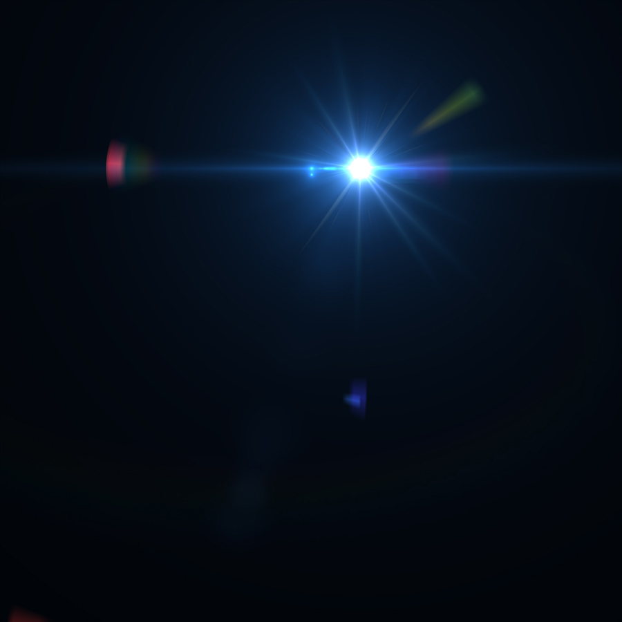 Creative and Design: lens flares