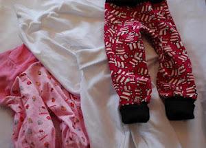Babybyxor mönster eget