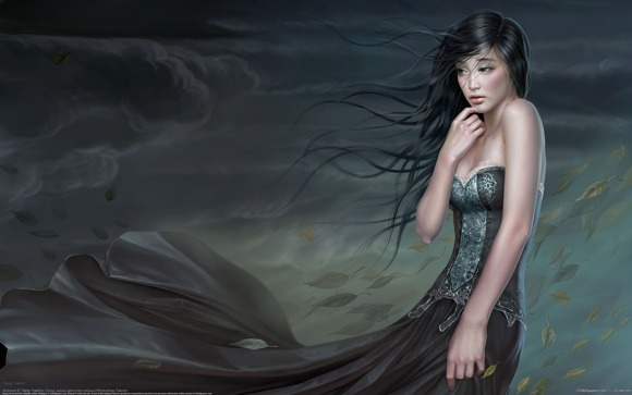 CG Art Wallpaper Tang Yuehui Artwork 11