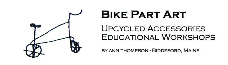 Bike Part Art