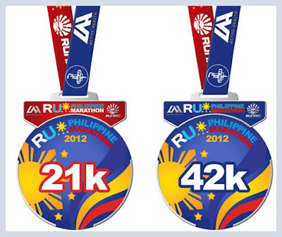 The 1st ever RUN UNITED PHILIPPINE MARATHON